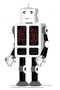Robot sorry